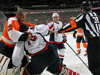 Elimination of goalie fights can be avoided