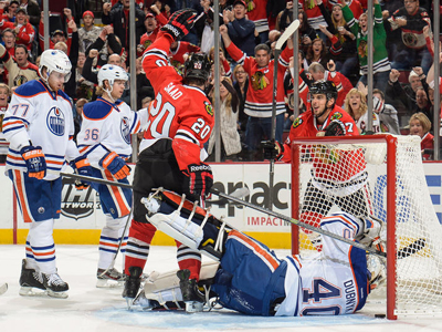 Oilers fall to Hawks, as the Dallas Eakins Experiment continues to spiral out of control
