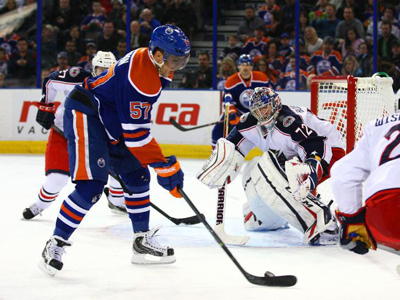 Oilers: Perron has been good but may not be in Edmonton