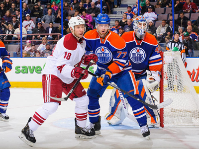 Oilers home ice woes continue, falling 6-2 to the Coyotes
