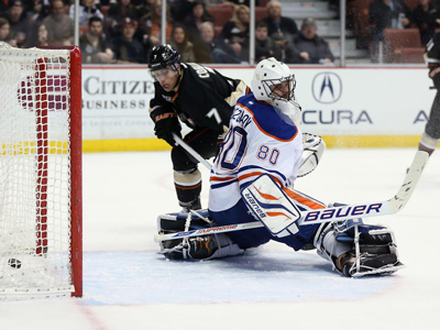 Cogliano and company too much for Oilers to handle