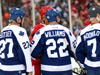 Winter Classic Alumni game brings back childhood memories