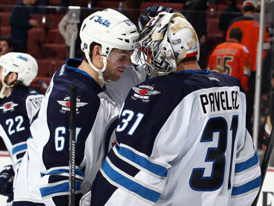 Can Pavelec carry the Jets to post-season success?