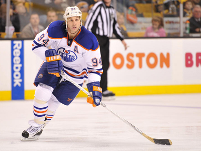 Oilers lose another but Ryan Smyth is now the story