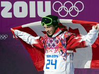 Regina-born snowboarder, Mark McMorris wins Canada