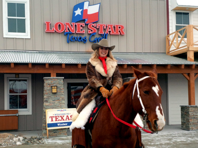 Lone Star Windsor - They Aim to Please Y