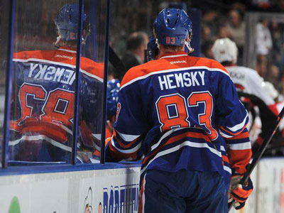 Oilers: Poor asset management ...not so much