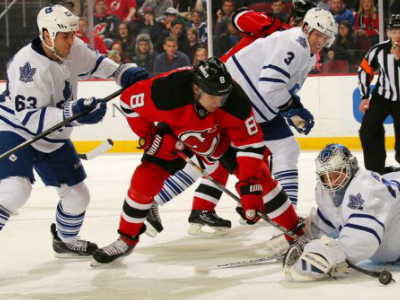 Devils hand Leafs their fifth straight loss