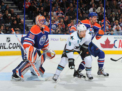 Oilers secure 29th spot with loss to San Jose and Panthers win