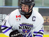 Rangers select Mascherin with second overall pick