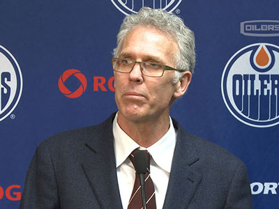 Oilers: MacTavish keeps expectations low in year end presser