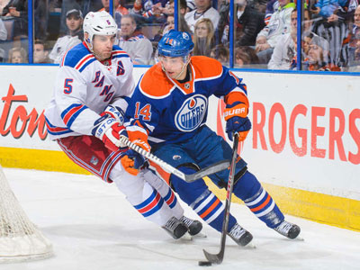 Oilers: Eberle has to find consistency in 2014-15