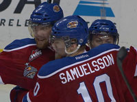 WHL Final: Oil Kings push Winterhawks to the brink