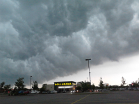 SNAPSHOT - Menacing storm clouds anyone?