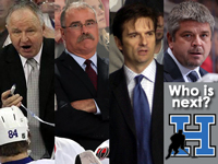 TIMEOUT - Which current NHL coach will be fired first?