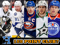 TIMEOUT - Will Crosby be the only 100 point scorer this year?