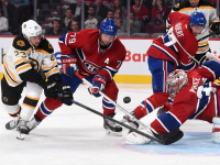 Poor goaltending, dumb penalties sink Bruins in Montreal