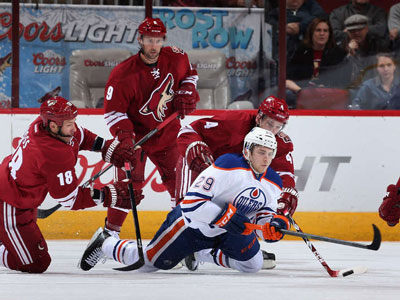Oilers: Memo to Craig MacTavish…please get these kids out of here