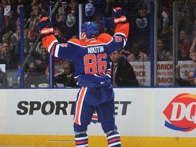 Oilers make it two straight with win over Ovechkin and the Capitals