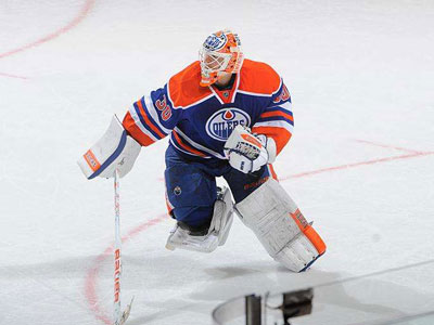 Goaltending remains a major concern for the Oilers