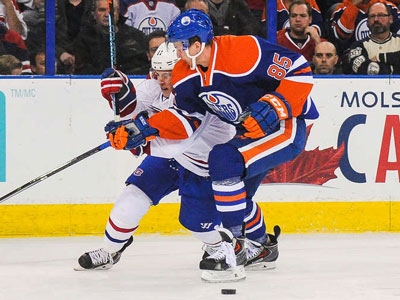 Oilers: Marincin comes out for Aulie….really Dallas?