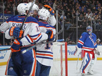 Oilers continue to dominate Eastern Conference opponents