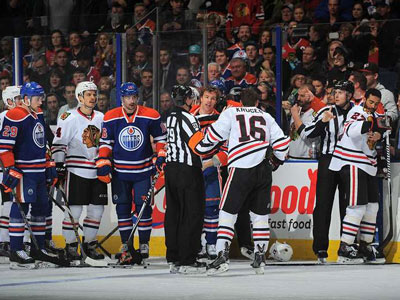 Oilers: Rock Bottom…let's hope so