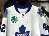 Maple Leafs to honour Pat Quinn with jersey patch