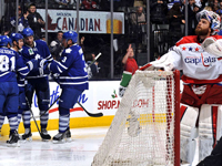 Maple Leafs remain in Playoff conversation with trouncing of Capitals
