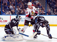 Killorn, Lightning defeat Senators to end homestand