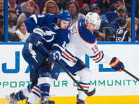 Oilers: Two points that got away