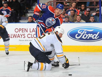 Oilers: Pluggers to the Rescue