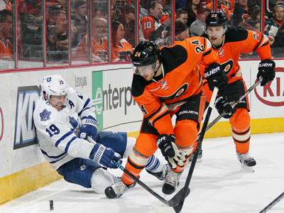 Maple Leafs: Unispiring effort results in ninth straight loss