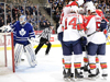 Maple Leafs deliver uninspired effort in loss to Panthers