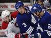 Habs beat Maple Leafs, Phaneuf plays final game as a Leaf?