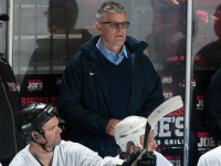 SNAPSHOT - Marc Crawford returns behind bench of Cornwall Royals
