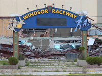 Windsor Raceway - All But Gone