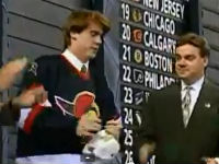 On this Date - Sens select Bryan Berard first overall