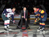 Spits fall in OT on Opening Night