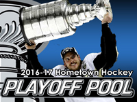 2016-17 Hometown Hockey NHL Playoff Pool - register today