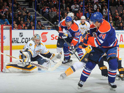 Oilers: Eberle and Nugent-Hopkins come to life with Yakupov out
