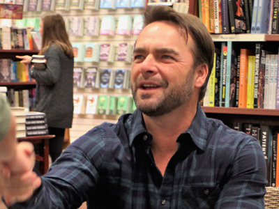 Curtis Joseph In Town To Promote New Book