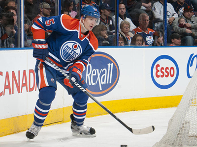 Oilers 2013-14 Preview: Smid will play a key role under coach Eakins