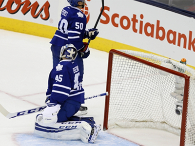 Leafs Look To Bounce Back After Roller Coaster Weekend