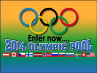 2014 Olympic Hockey Pool - ENTER NOW!