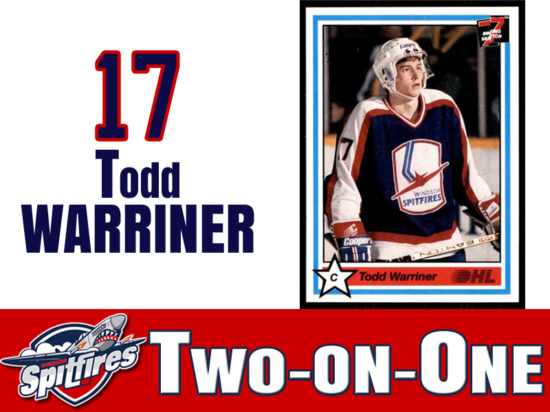 Two-On-One Episode 3: Todd Warriner