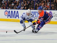 Leafs fall to Oilers as poor starts fuel the tank