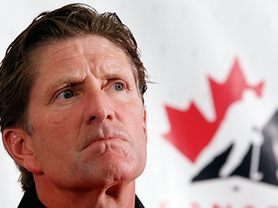 Mike Babcock named Canada's World Cup of Hockey Coach