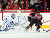 Six game streak ends as Leafs fall to Hurricanes