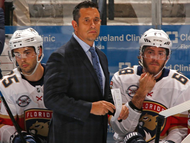 Boughner returns to Sharks as assistant